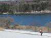 Snow Kiteboarding Lessons, NY