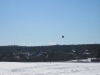 Snow Kiteboarding Lessons, NY