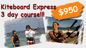 Kiteboarding Classes in Cape Hatteras