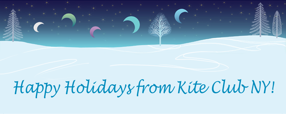 Happy Holidays from Kite Club NY